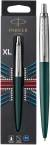 "Stylo bille ""Jotter XL"" 7% plus grand - Matte Green CT (Blister)"