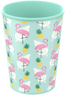 "Beker ""Flamingo"" 300ml"