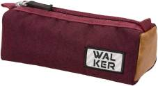 "Trousse ""Pouch Concept"" 20x7x8cm, 600D Polyester - Dark Red"