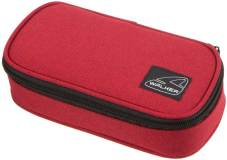 "Pennendoos ""Box Classic"" 21x10x6cm, 600D Polyester - Red Melange"