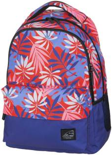 "Rugtas ""Chap Classic"" 32x45x23cm, 29l, 600D Polyester - Red Leaves"