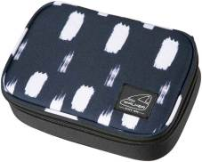 "Pennendoos ""Big Box Classic"" 22.5x16x6cm, 600D Polyester - Brush Blue"