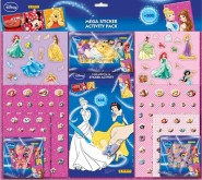 "Super sticker set van 500 stuks ""Princess"""