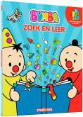 "XL kartonboek met flapjes ""Zoek en leer"" 285x360mm, 8 spreads incl. cover"