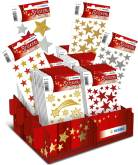 "Display ""Glittery Stars"" met 60 blisters - 6 verschillende referenties"