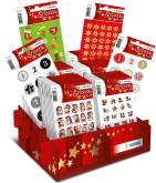 "Display ""Advent Calendar"" met 60 blisters - 6 verschillende referenties"