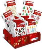 "Display ""Christmas Feeling"" met 60 blisters - 6 verschillende referenties"