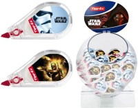 "Correctieroller ""Mini pocket mouse"" 5mm x 5m, display met 40 stuks - Star Wars"