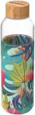 "Bottle ""Glass Flow' 660 ml - Tropical"