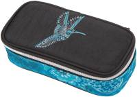 "Pennendoos ""Box Bird Of Paradise"" 21x10x6cm, 600D Polyester - Black"