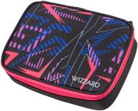"Pennendoos ""Big Box Wizzard"" 22.5x16x6cm, 600D Polyester - Neon Lights"